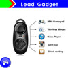 Mini Bluetooth Controller for Android iOS Mobile Phone Tablet PC Mini bluetooth remote shutter with many functions