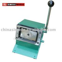 55x90mm business card making machine
