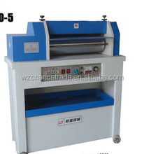 LZ-280-5 Leather Ironing Machine With Low price leather belt making machine leather handbag making machine