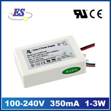 3W 350mA AC-DC Constant Current LED Driver