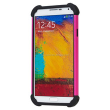 Hybrid rugged impact rubber hard case cover for Samsung galaxy Note 3 N9000
