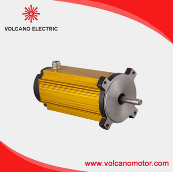 low noise waterproof 48v Brushless DC Motor 750W 3000rpm