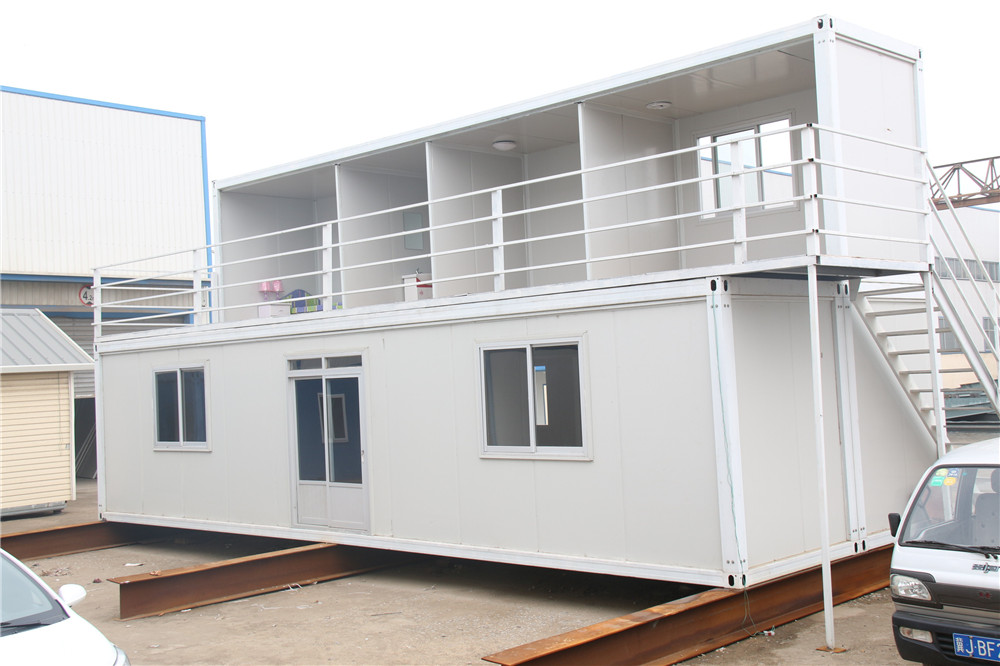 Expandable Australian Canada real estate prefab container house