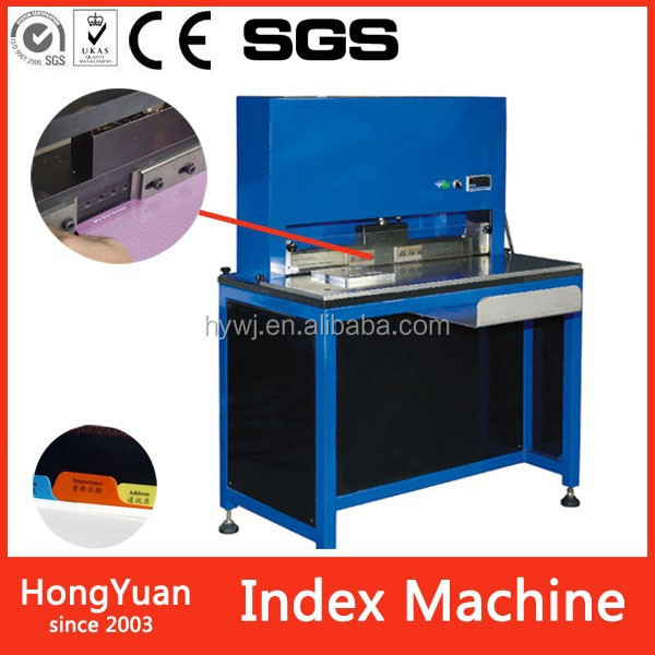 IPM-330 Packaging & Printing book binding index tab punching equipment