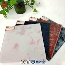 COLORED TINTED TEMPERED WINDOW GLASS SILKSCREEN CERAMIC FRIT GLASS PANEL PRICE