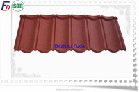 Stone Coated Metal roofing tile Roofing Sheet Prices