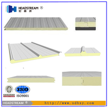 cheap price insulated wall and roof panels for building with CE certificate