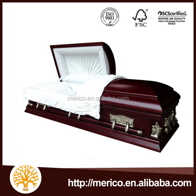 LAST SUPPER american style caskets funeral coffin prices cheap coffins for sale