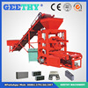 manual brick making machine sell in philippines QTJ4-26 hollow block making machine philippines