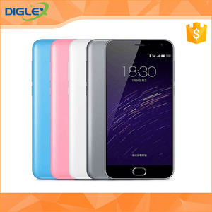 New Original MEIZU M2 NOTE 2 4G LTE Smartphone 5.5 Inch FHD 1920*1080 MTK6753 1.3GHz Octa Core 2GB+16GB 13MP 3100mAh