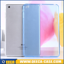 IN STOCK slim soft jelly case for ipad mini 1/2/3 clear TPU back cover case