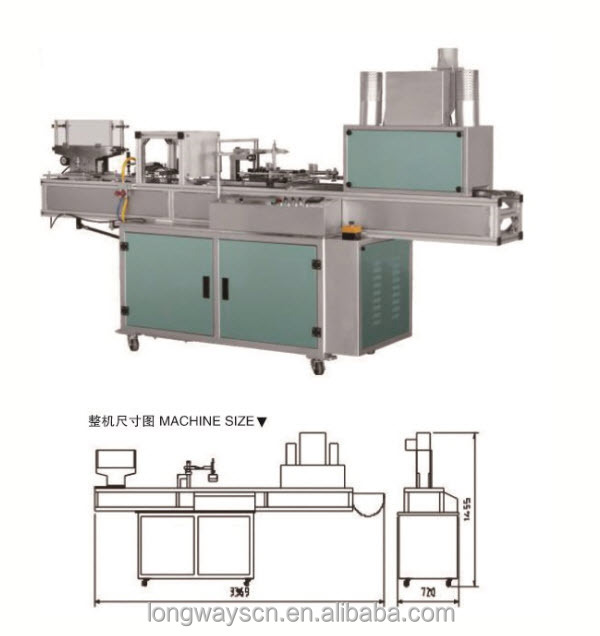 2014 best UV silk LW601 screen printing machine