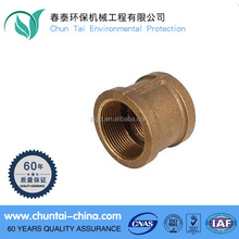 wholesale cnc machining female & male threaded coupling