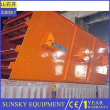 Hot selling high frequency linear vibrate screen , vibrate screen food with low price