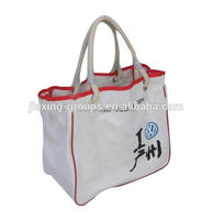 High quality canvas cloth bag,custom logo print and size, OEM orders are welcome