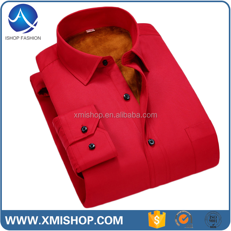 Mens Heavy Polyester Cotton Fine Flannel Shirts