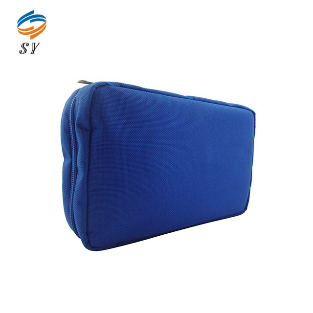 Design travel makeup toilet cosmetic bag with compartments