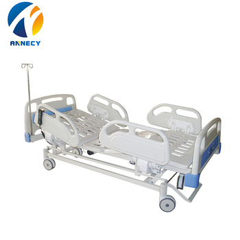 AC-EB006 new products portable electric 5 fucntions hospital bed remote control