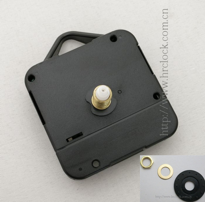 Aa Battery Clock Mechanism Quartz Hanger Clock Movement