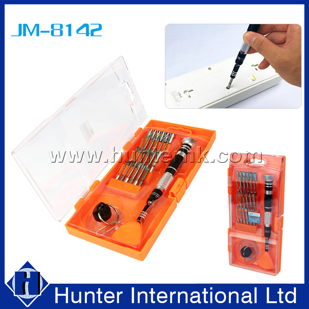 Hot Sell Professional JM-8142 Repair Tool Kit