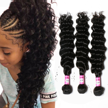 Factory direct sale sangita brazilian deep wave bundles,all types of weave brazilian hair,raw cambodian hair unprocessed virgin