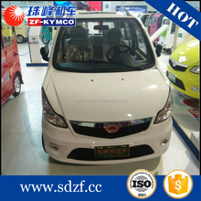 4 seat automatic electric solar brand new china cars