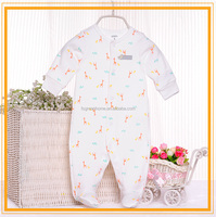 Super soft 100% Organic Cotton new baby clothes in yiwu