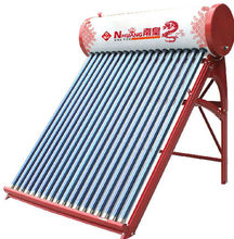 Household Integrated unpressurized vacuum tube collector Solar water heater solar boiler solar energy system(jiaxing)