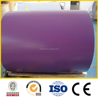 Chinese supplier factory price Prepainted Galvalume & Zinc Aluminium Color Coated Steel Coil