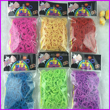 Hot sale new temperature changing diy rubber bands loom