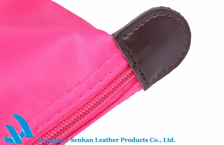 Shiny Pink Lady Fashion Cosmetic Bag Trendy Cosmetic ...