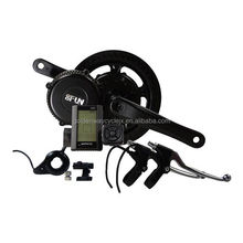Wholesale electric bicycle kit crank drive motor BBS HD BBS03 48V 1000W bafang max mid drive system