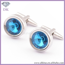 Professional Custom Cufflinks Manufacturer // High Quality Personalized round cat's eye Make Custom Cufflinks factory