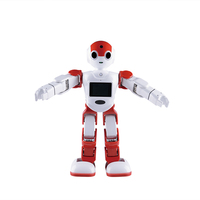 World's easiest and most powerful robot software designed promote your products COOKID Tech-toy Intelligent humanoid robot