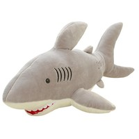 1 PC 70cm Shark Plush Toy Stuffed Pillow Doll Birthday Gift Kids Toy Baby Toy for Children Boys Girls Gifts