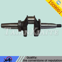 Alloy steel forging auto spare part driving shaft