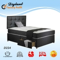 roll up king size bed with sleeping mattress