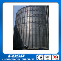 Wide Capacity Grain Bin Sheets Supplier/Assembly Bolted Steel Silo for Sale