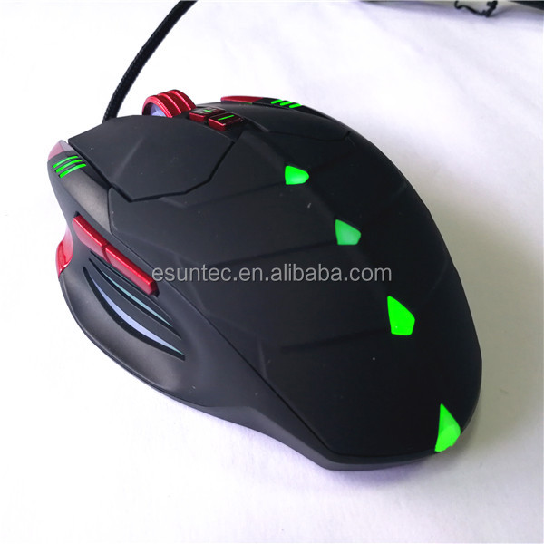 NEW Private High Quality Optical New 7D USB Gaming Mouse For PC GM-176