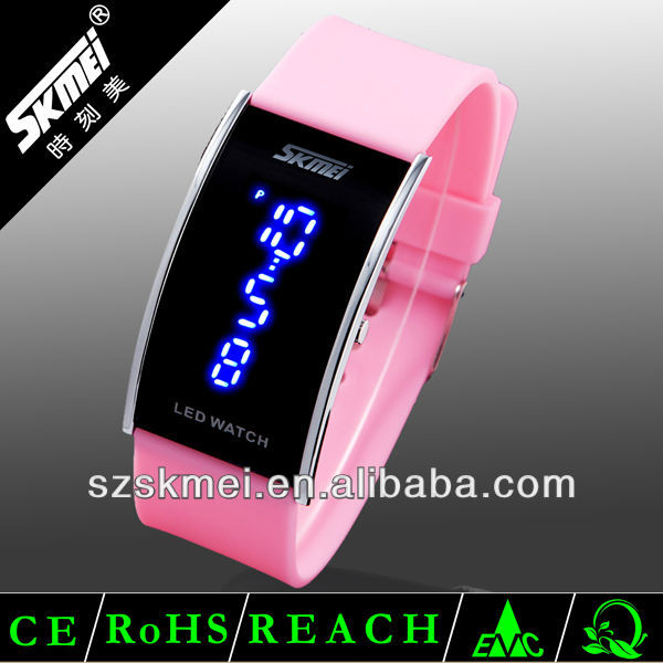 2013 latest led watches design for ladies