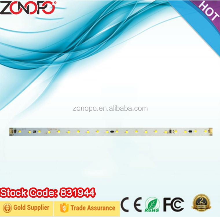 10w 5w 6w 110v 220v input voltage constant current integrated LED board linear light ceiling light natural white ac light