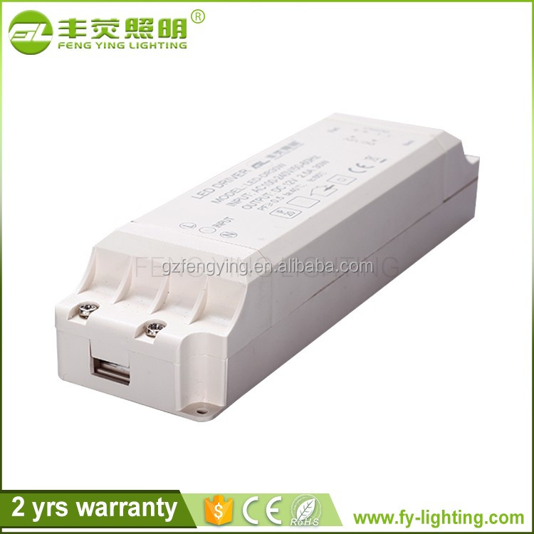 Best quality Customized high quality 42w indoor led driver