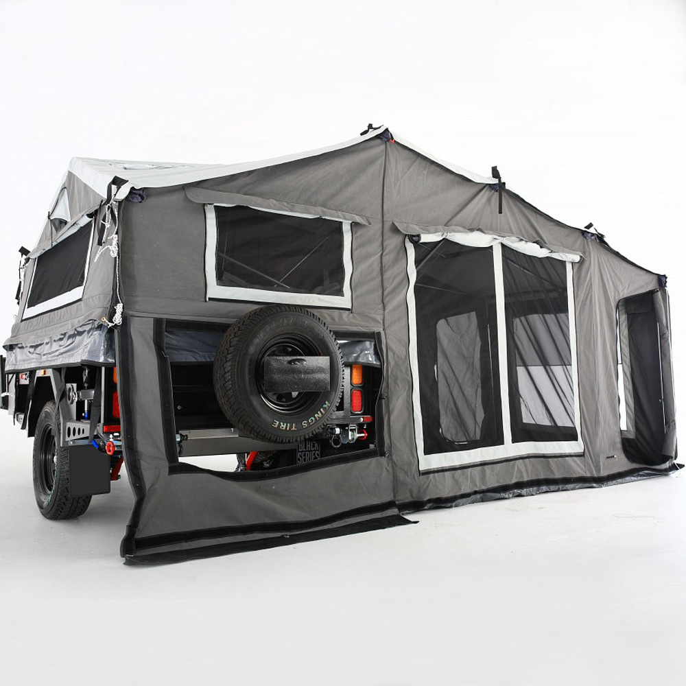 Hard Floor Camper Trailer Tent For Sale