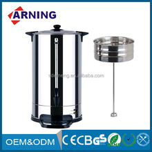 10L Manual Stainless Steel Electric Coffee Urn