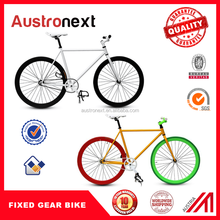 Fixed Gear Bike 700C Fixed Gear Bike/cr-mo racing bicycle from China with CE