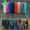 Hot selling Newest design 19colors RHS newest ipv5 battery 200w tc box mod silicone case cover in stock