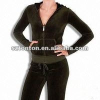 2012 newest ladies jogging suit