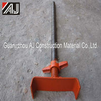 Adjustable Construction Shoring Screw Building Jack