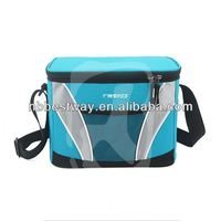 Good look case pack 12 can cooler with plastic d ring and elastic cord