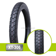 High Quality coloured motorcycle tyre wholesale 110/90-18 2.50x18